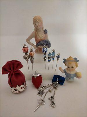 Half Dolls e Accessori (Half Dolls and Accessories)